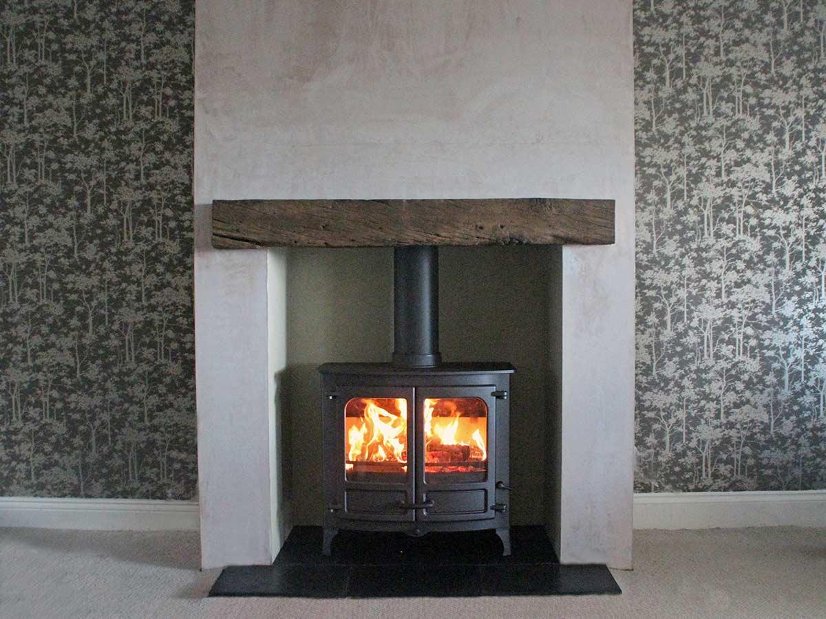 bespoke fireplace design